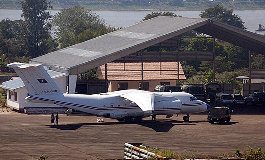Na pokładzie maszyny leciało około 20 osób /STR /PAP/EPA
