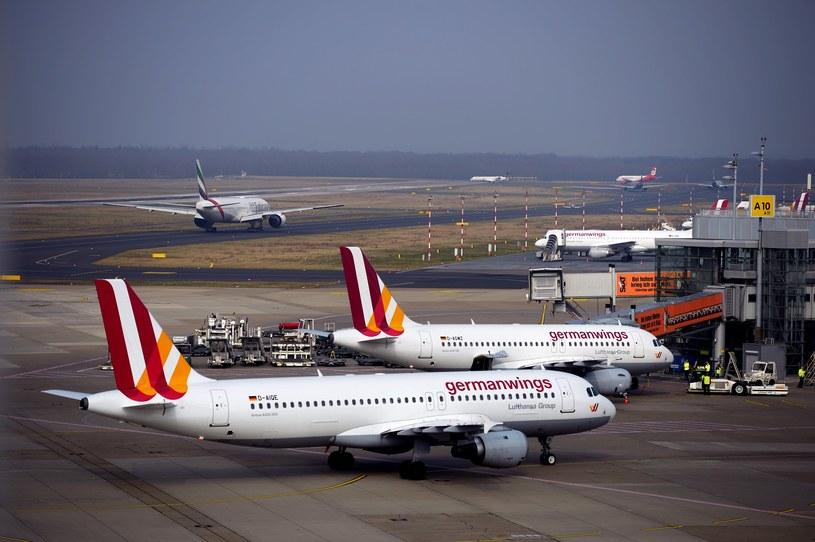 Na pokładzie samolotu Germanwings było 150 osób, zdjęcie ilustracyjne /AFP