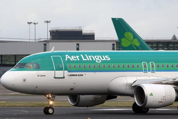 Na pokładzie samolotu linii Aer Lingus zmarł jeden z pasażerów (zdjęcie ilustracyjne) /AFP