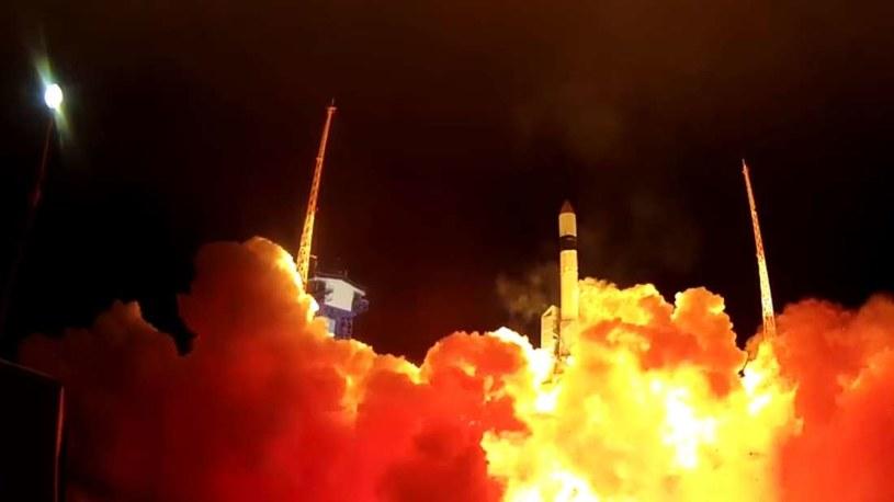 Na pokładzie tej rakiety wystrzelonej 30 listopada był tajemniczy satelita? /materiały prasowe