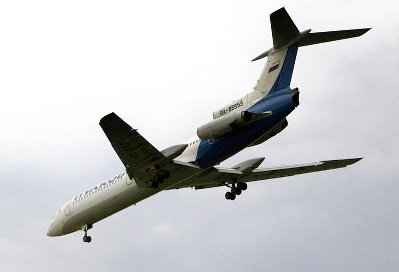 Na pokładzie Tu-154 Na pokładzie znajdowało się 91 osób (zdjęcie ilustracyjne) /AFP