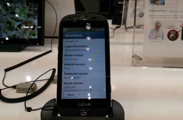 Na pokładzie znalazł się Android 4.0 /INTERIA.PL