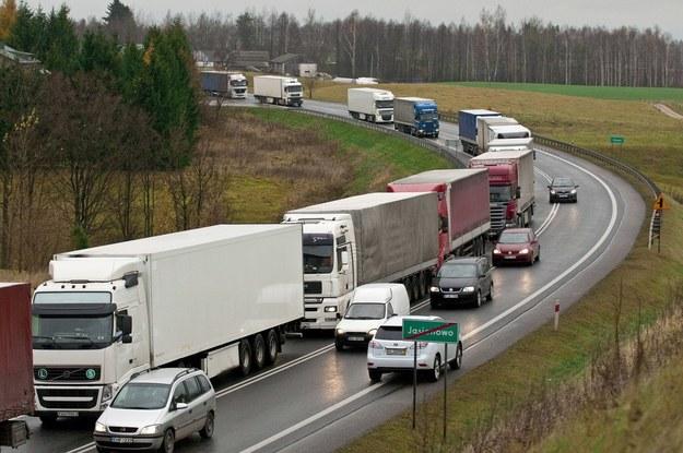 Na polskich drogach było spokojniej niz przed rokiem /East News