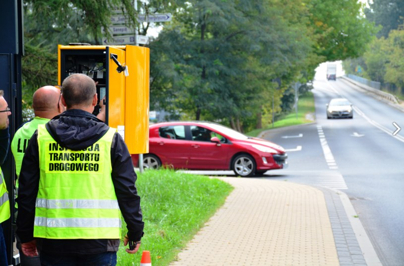 Na polskich drogach przybywa fotoradarów. Zobacz, gdzie stanęły kolejne! /