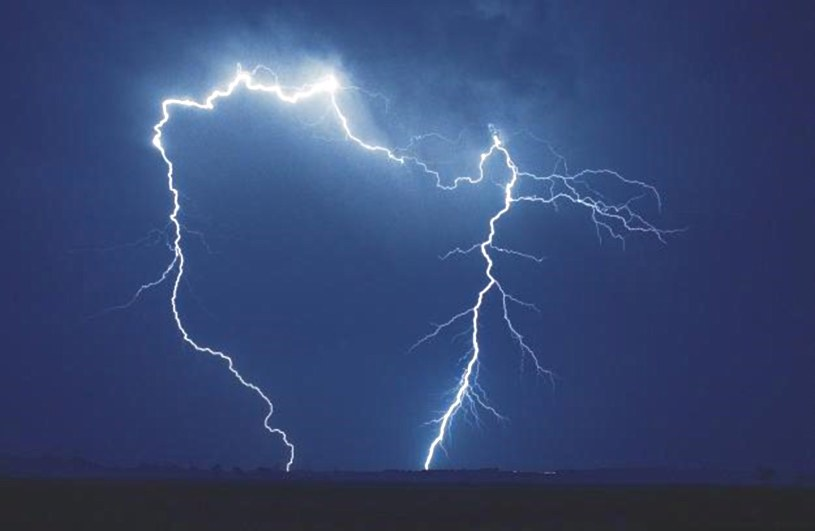 Na południu kraju spodziewane są burze /123RF/PICSEL