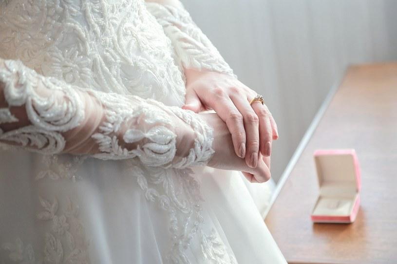 Na pośmiertny ślub często decydowały się ciężarne kobiety /123RF/PICSEL