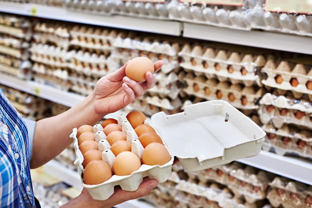 Na powierzchni skorupek jaj znaleziono bakterie salmonelli (zdj. ilustracyjne) /©123RF/PICSEL