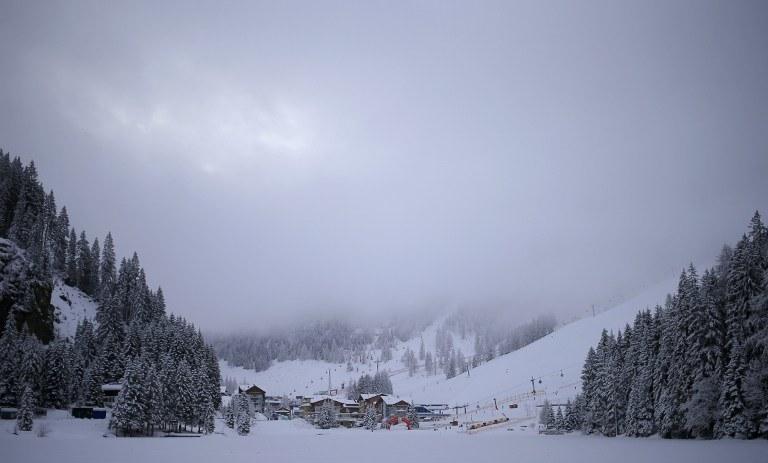 Na prawdziwą zimę przyjdzie nam jeszcze poczekać /AFP