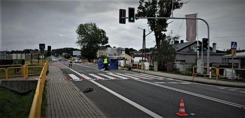 Na przejściu działała sygnalizacja świetlna /Policja