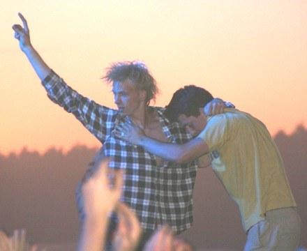Na Przystanku Woodstock bawi się ok. 300 tysięcy osób /INTERIA.PL