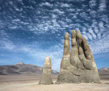 Na pustyni Atakama kiedyś istniały jeziora