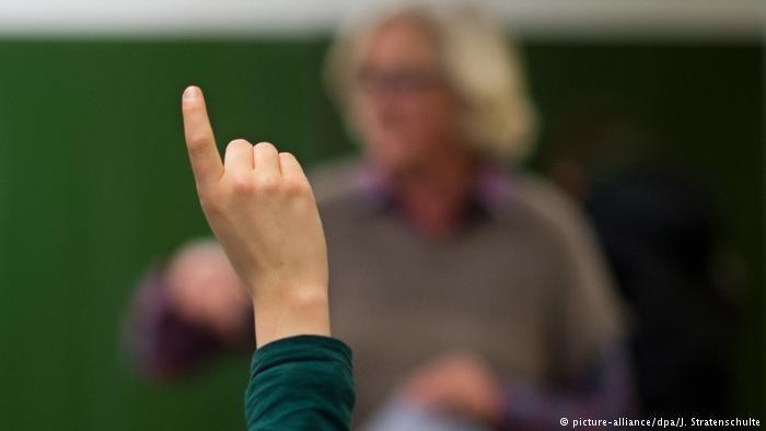 Na pytanie, ile zarabiają nauczyciele jest tylko jedna dobra odpowiedź - za mało /Deutsche Welle