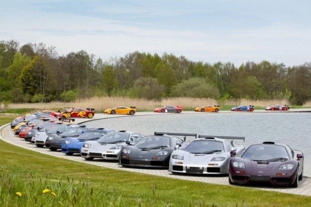 Na razie McLaren znany jest z budowania samochodów sportowych /