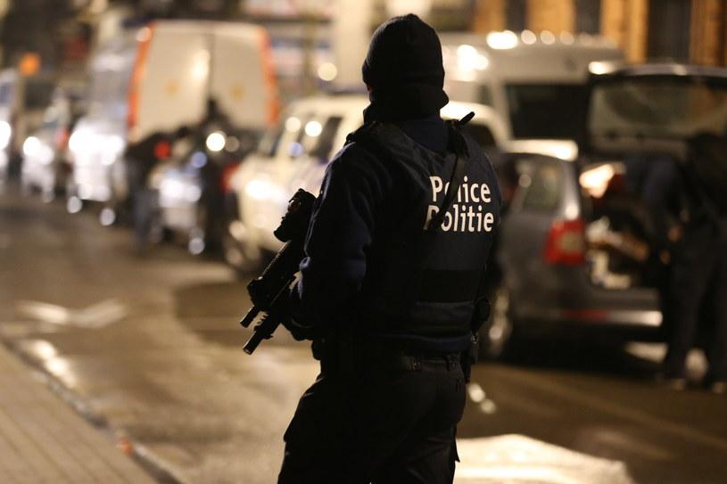 Na razie nic nie wiadomo o tożsamości aresztowanych /AFP