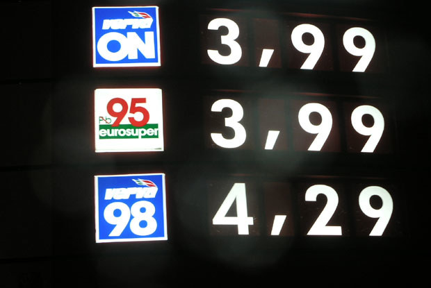 "Na razie ""ropa"" typu verva kosztuje tyle co benzyna. Na razie... /INTERIA.PL"
