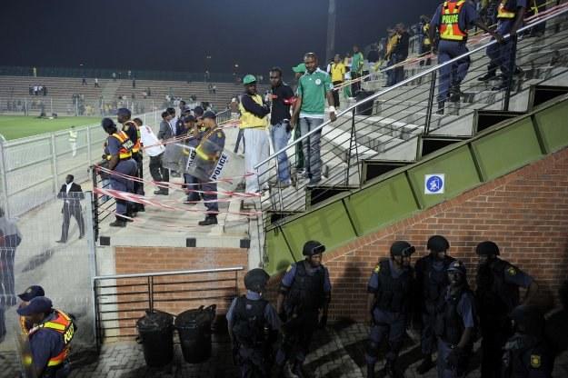 Na razie w RPA nie jest bezpiecznie /INTERIA.PL/PAP