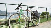 Na rowerach na Zwrotnik Raka