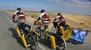 Na rowerze przez Afrykę