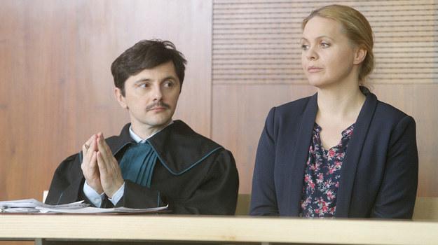 Na rozprawie Anna zostaje sama bez wsparcia przyjaciółek. /Michał Baranowski /AKPA