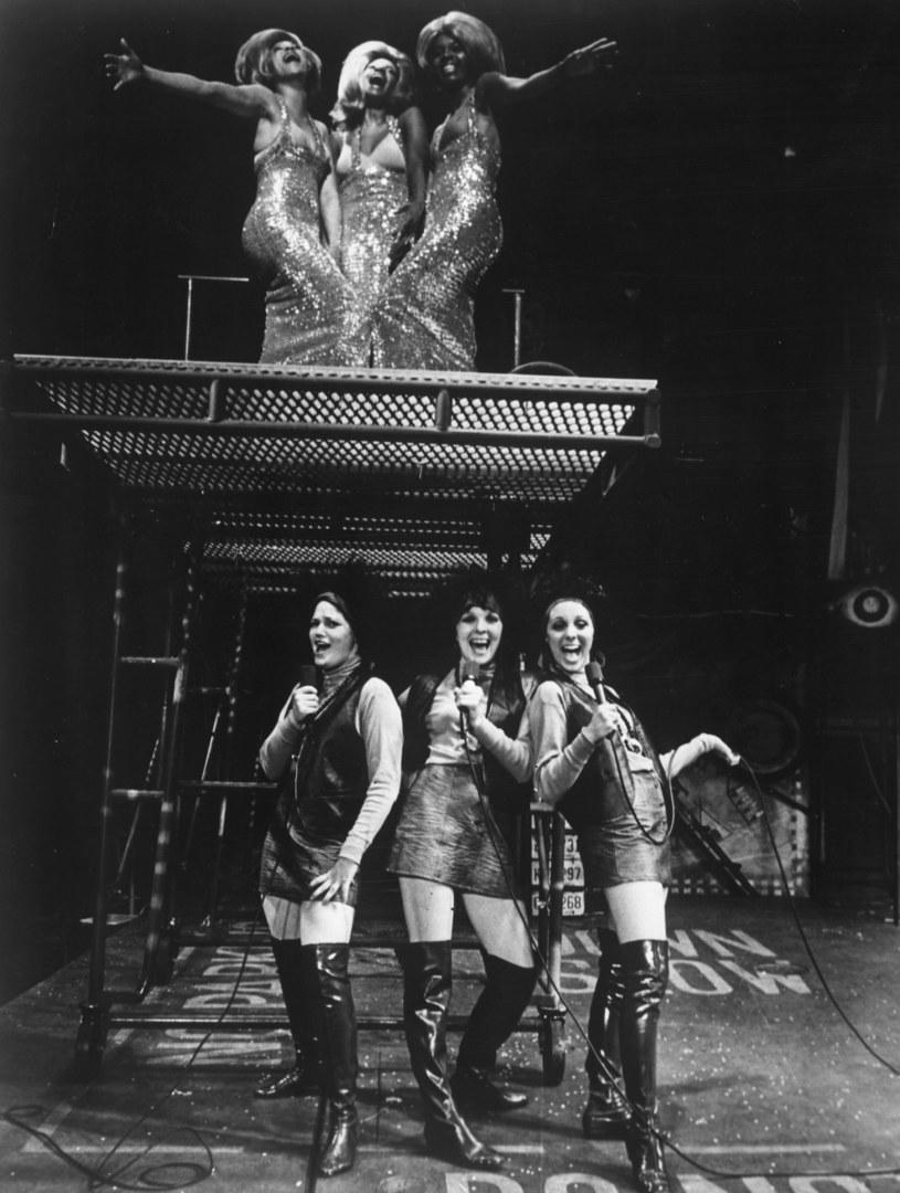 Na scenie pojawiła się m.in. Diane Keaton, fot. Keystone Features / Stringer /Getty Images