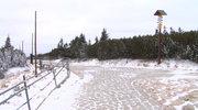 Na Śnieżkę w szortach i bikini. Z objawami hipotermii ściągali ich ratownicy