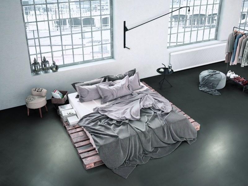 Na spokojny sen, fot. Posadzki dekoracyjne Weber 4650 Design Color. /materiały prasowe