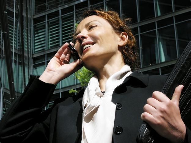 Na spotkaniach biznesowych obowiązuje odpowiedni strój /© Panthermedia