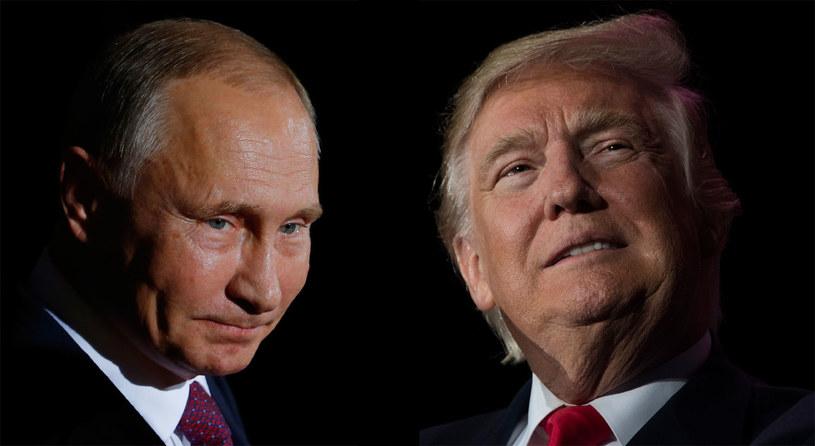 Na spotkaniu Trumpa z Putinem dojdzie do przełomu? /AFP