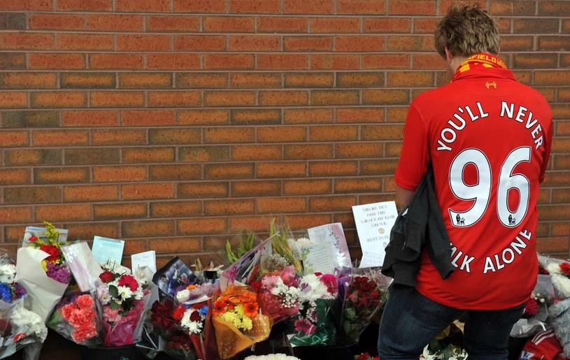 Na stadionie Hillsborough w Sheffield w 1989 roku zginęło 96 fanów Liverpoolu /AFP