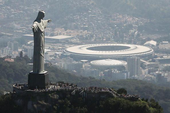 Na stadionie Maracanã w Rio de Janeiro odbędzie się uroczysta ceremonia otwarcia /Photo by Mario Tama/Getty Images /Getty Images