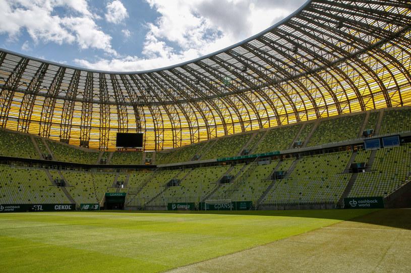 Na stadionie w Gdańsku zostanie rozegrany tegoroczny finał Ligi Europy /KAROLINA MISZTAL/REPORTER /East News
