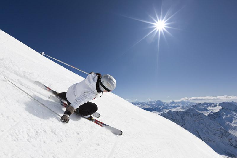 Na stokach w regionie warunki narciarskie poprawiają się. /© Panthermedia
