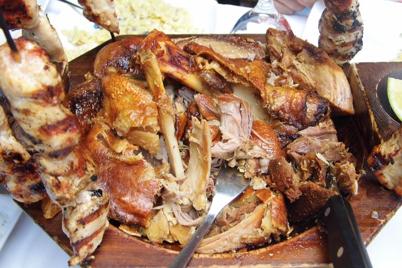 Na świątecznym stole nie może zabraknąć mięsa /INTERIA.PL