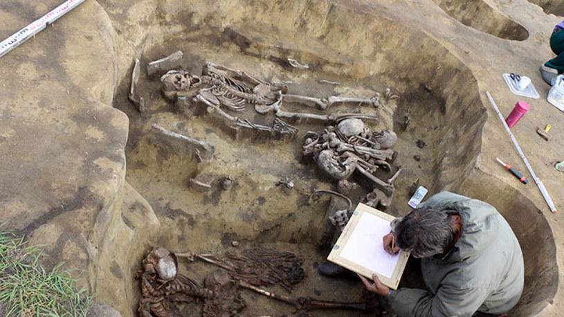 Na Syberii odkryto dwa niezwykłe szkielety - oba należały do szamanów /materiały prasowe