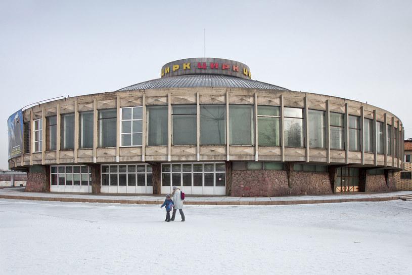 Na Syberii znajdziemy nie tylko bloki, ale też obiekty służące rozrywce i kulturze. Na zdjeciu: Krasnojarsk /Alexander Veryovkin, Copyright Zupagrafika ©2020 /materiały prasowe