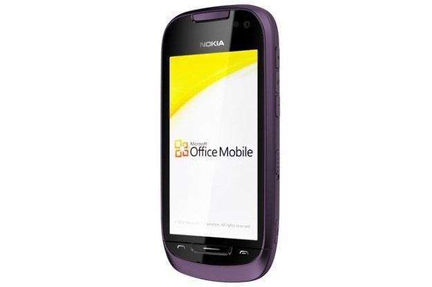 Na Symbianie Belle jest już niemal pełny pakiet Microsoft Office /materiały prasowe