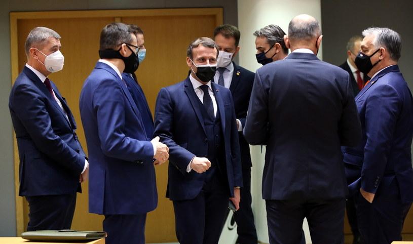 Na szczycie UE doszło do porozumienia w sprawie unijnego budżetu /Dursun Aydemir/Anadolu Agency /Getty Images