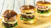 Na szlaku smaku. Męskie grillowanie: Mini burgery