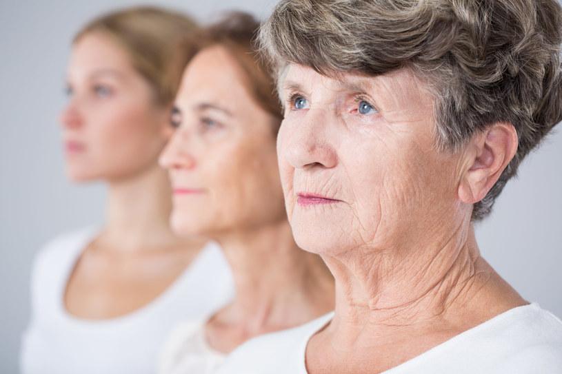 Na szybkość starzenia wpływa wiele czynników /123RF/PICSEL