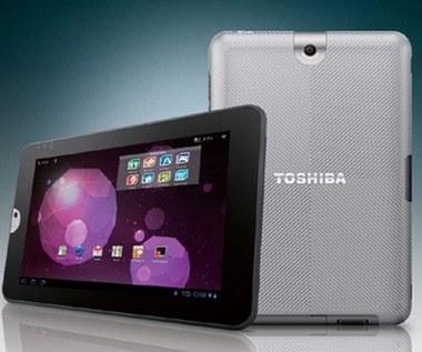 Na tablet Toshiby trzeba zaczekać