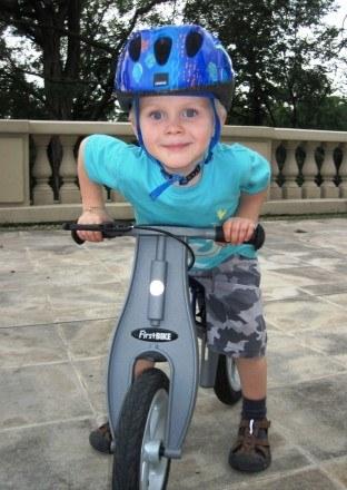 Na takim rowerku żadna górka nie jest przeszkodą dla dziecka /© Panthermedia