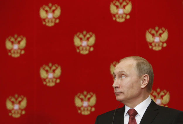 Na temat zniknięcia Władimira Putina krąży wiele teorii fot. Sergei Karpukhin /AFP