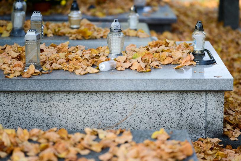 Na ten moment rząd nie ma planów zamknięcia cmentarzy 1 listopada /Piotr Kamionka /Reporter