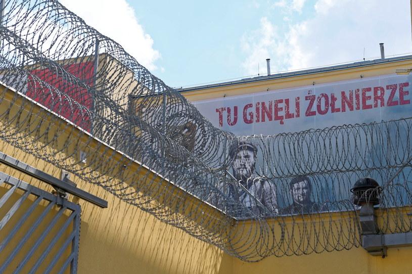 Na terenie byłego więzienia przy ul. Rakowieckiej w Warszawie trwają prace archeologiczne prowadzone przez IPN /Marcin Kmieciński /PAP