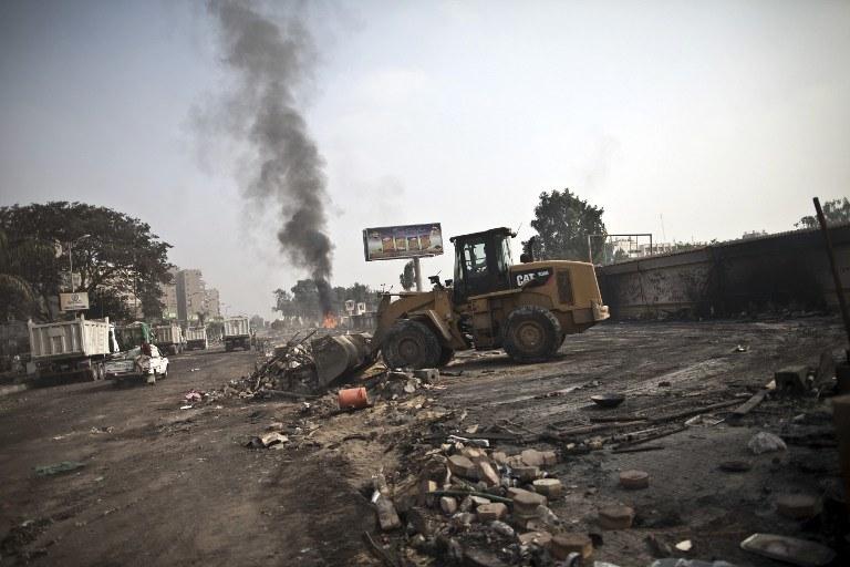 Na terenie kraju od środy obowiązuje stan wyjątkowy /AFP