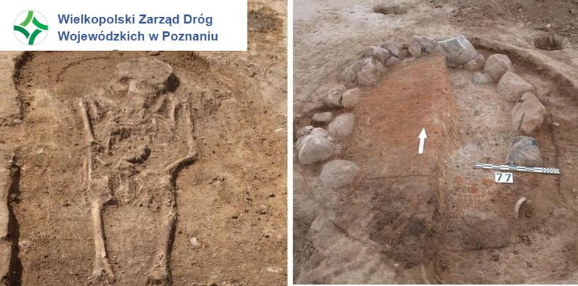 Na trasie budowy obwodnicy Wronek znaleziono ślady osady sprzed ok. pięciu tys. lat.