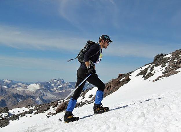 Na trasie Elbrus Race /fot. Elbrus Race /