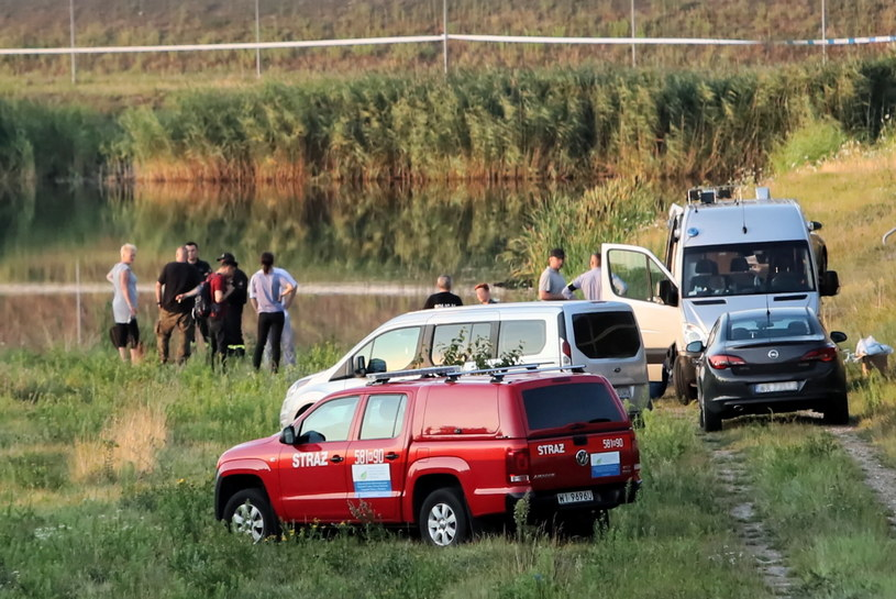 Na trasie między stolicą a Grodziskiem Mazowieckim znaleziono ciało dziecka. Najprawdopodobniej jest to poszukiwany 5-letni Dawid /Leszek Szymański /PAP