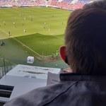 Na trybunach coraz mniej dziennikarzy sportowych a coraz więcej statystyków