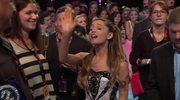 Na Twitterze wokalistka poinformowała fanów, że jest bardzo szczęśliwa